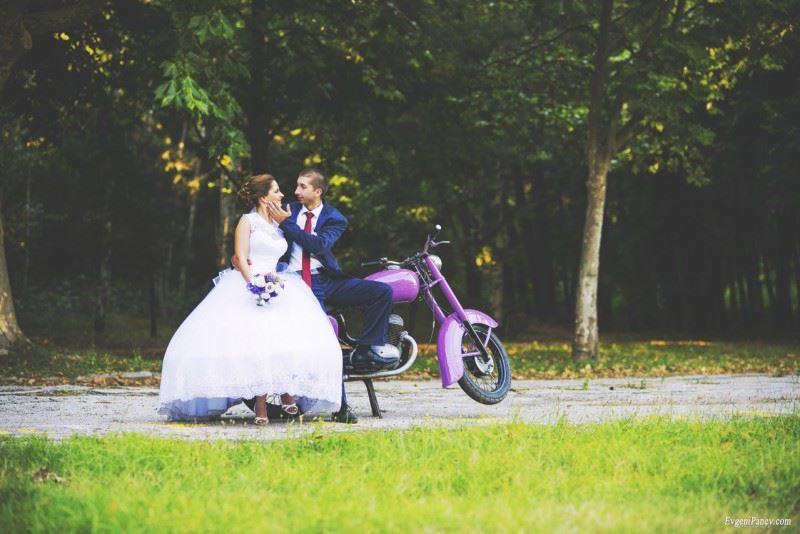 Креативна сватбена фотография