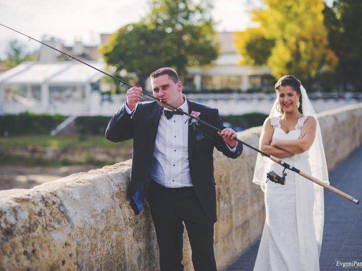 Сватбена фотография Мария и Пламен