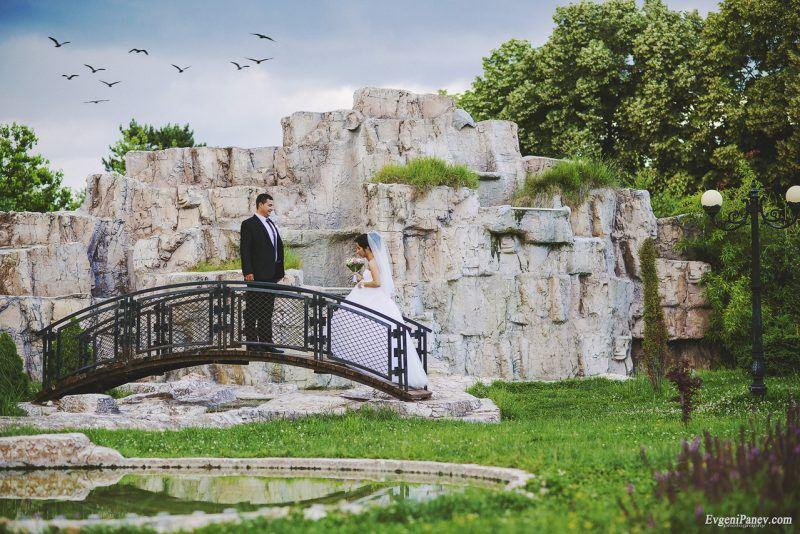 Сватбена фотография Нина и Димитър