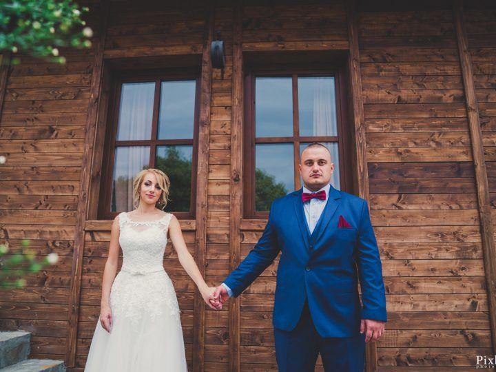 Сватбена фотография Теодора и Николай