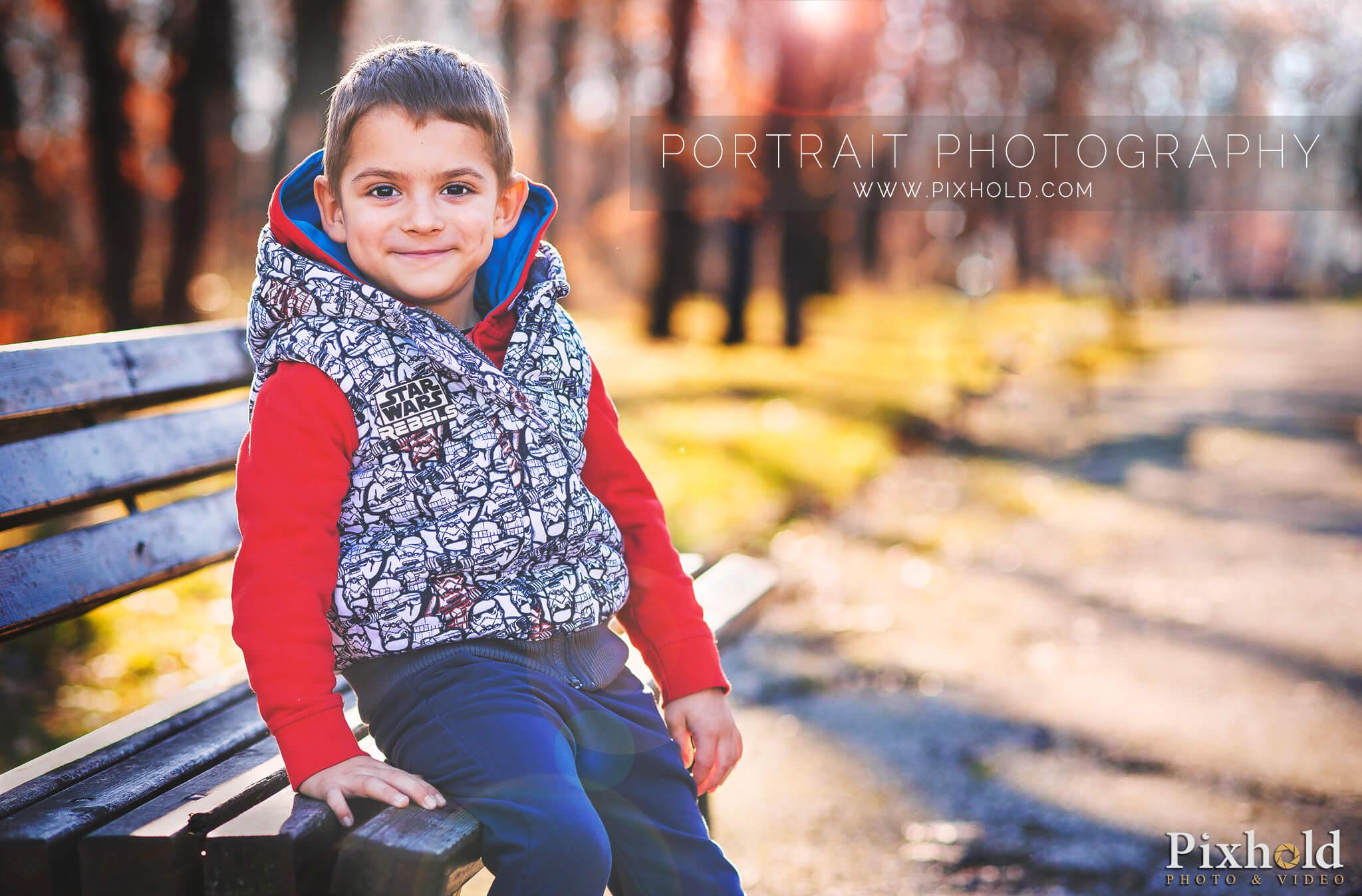 Стилян – детска фотосесия